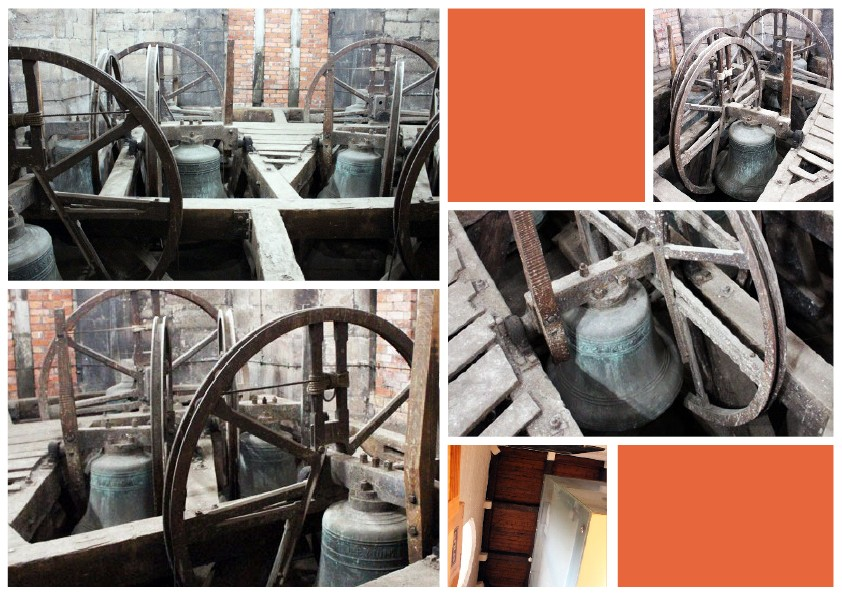 Restoring the church bell at All Saints Church Hereford