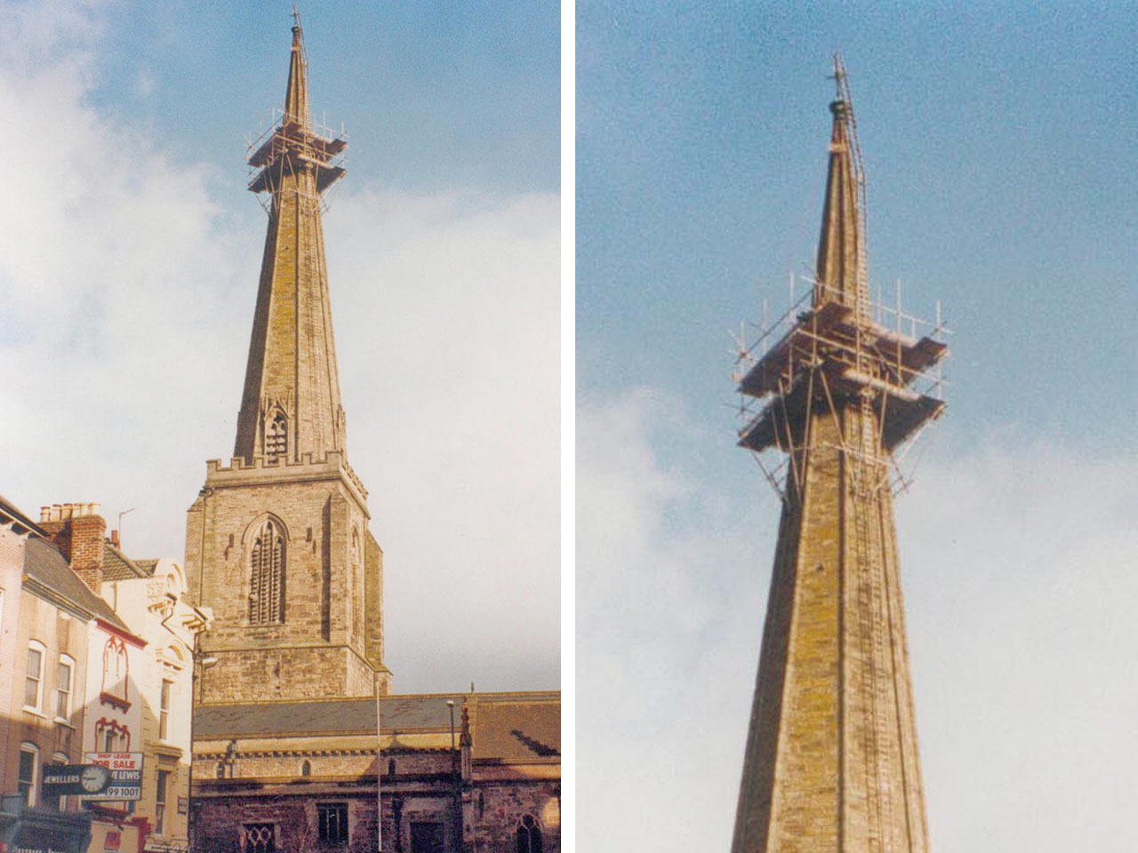 All Saints Church Spire