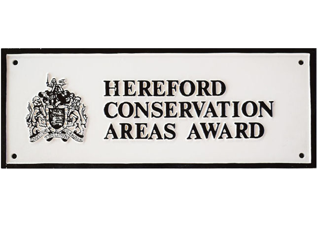 Conservation Award
