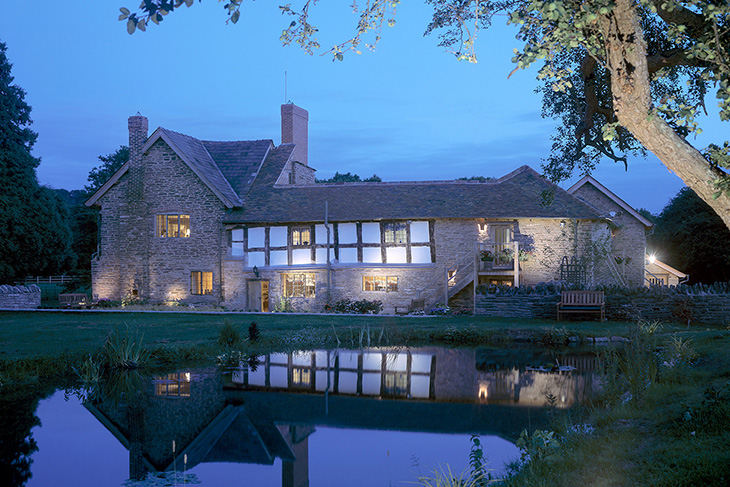 Ford Abbey Farm, award-winning boutique hotel
