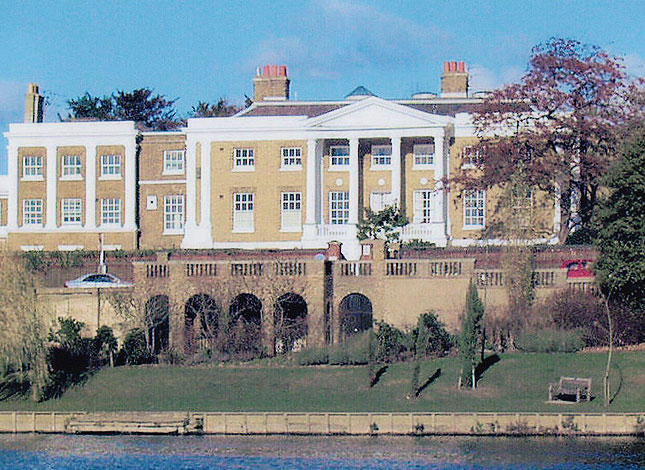 Garrick's Villa – Grade I Listed Refurbishment