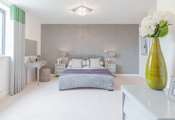 Award-winning new build development in Llangrove, Monmouth