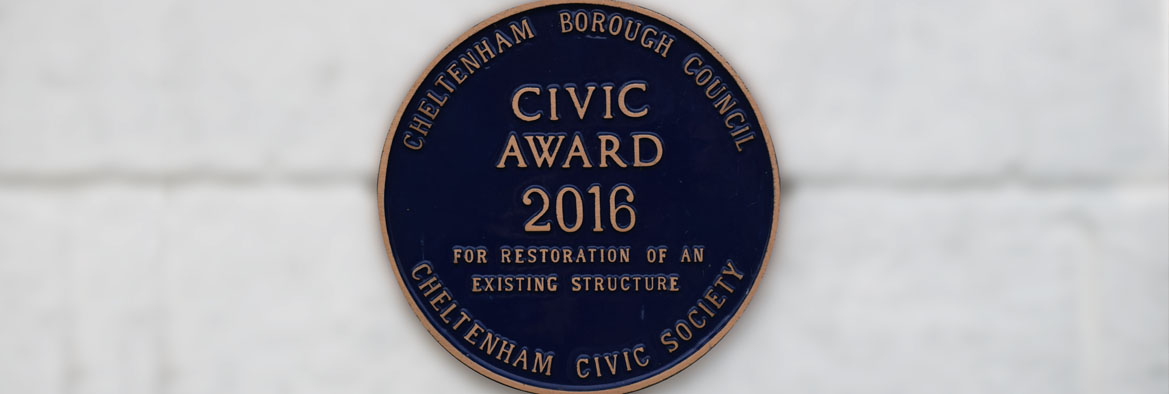 Civic Award for Restoration of an Existing Structure