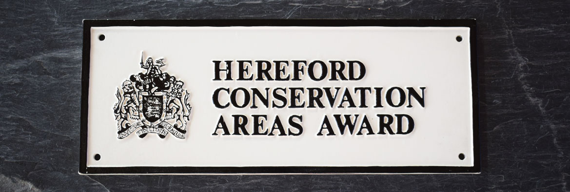 Conservation Award for St Lawrence's Church, Ludlow