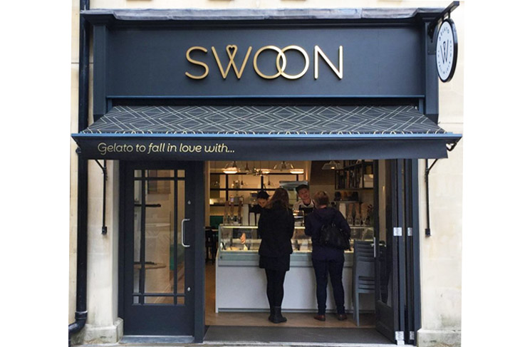 Swoon Retail Shop in Bath, England