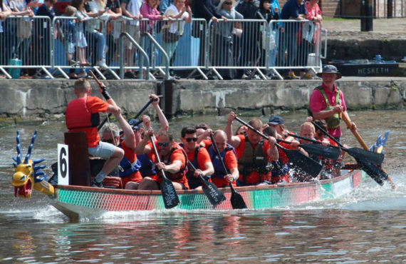 RRA Dragonboat Team