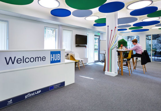 Tewkesbury Council Offices Growth Hub