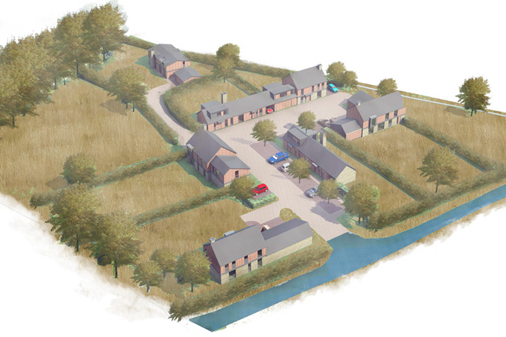 The Piggery rural housing development