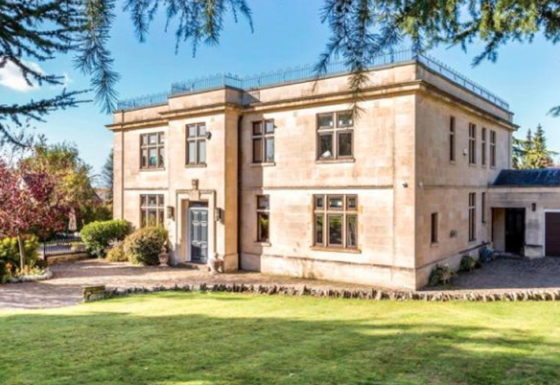 The Meadows, extension and internal re-configuring of a stately country house.