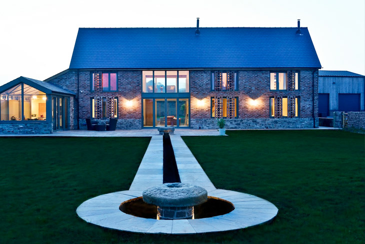 Westfield Barn Conversion Rra Architects