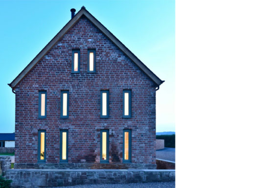 Barn conversion in Wellington, Herefordshire