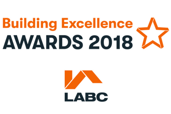 LABC Award winner 2018 for Best Change of Use of an Existing Building. Barn conversion in Wellington, Herefordshire