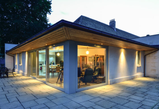 Coach House extension 01