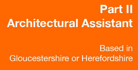 Part II Architectural Assistant Vacancy