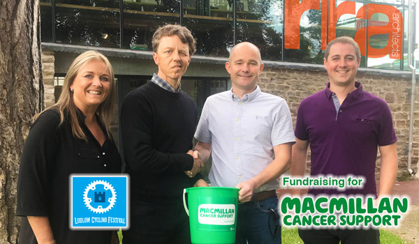 RRA supports Macmillan Cancer