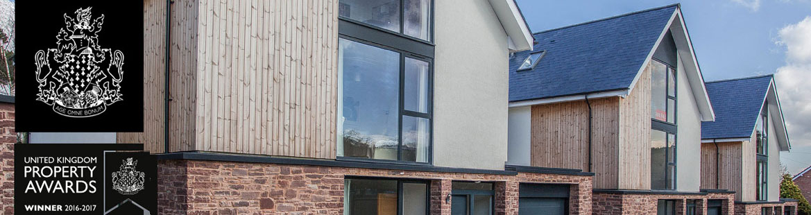 UK Property Award for new build housing development