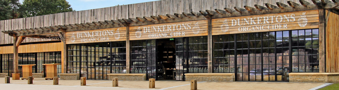 Dunkertons Cider, designed by RRA Architects