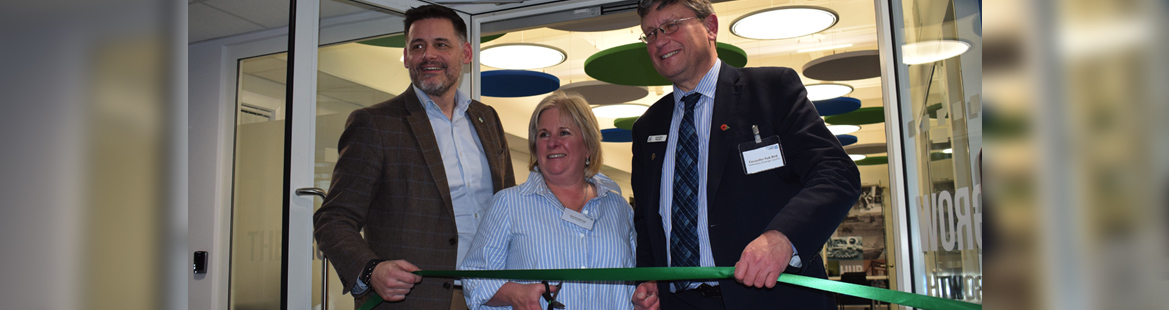 Opening of the Growth Hub