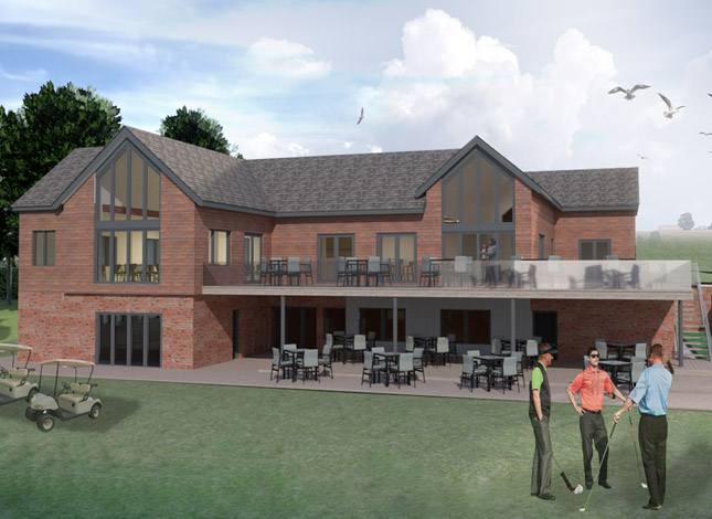 Feasibility study for remodelling Herefordshire Golf Club