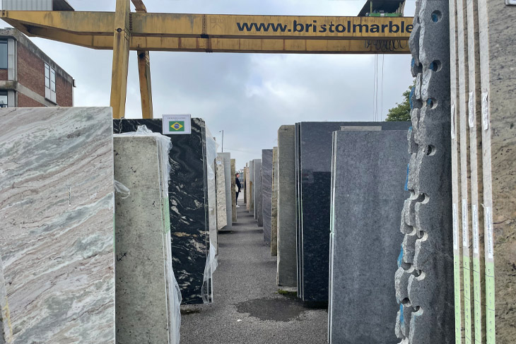 Bristol Marble & Granite have a large selection of pieces to choose from.